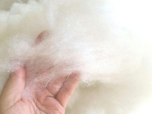 enhimento fibra siliconada anti-alérgica - 9 quilos
