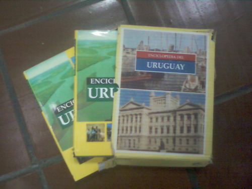 eniclopedia del uruguay