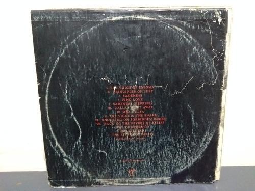 enigma . mcmx a.d. disco vinilo