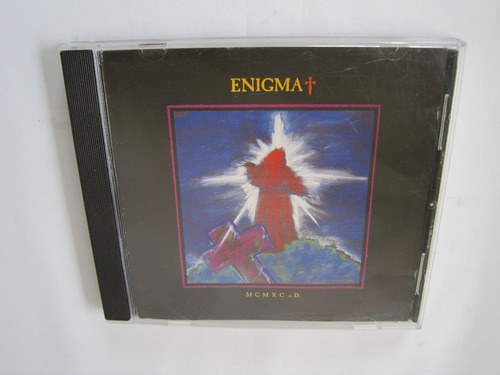 enigma mcmxc a.d cd original 1991 virgin records pop gregor.