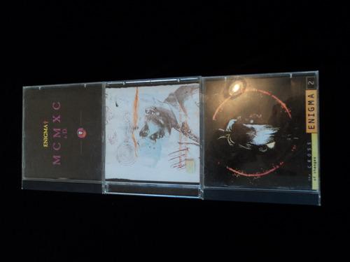 enigma music collection - esgotados!