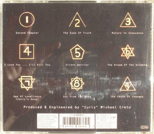 enigma - the cross of changes - cd imp. holanda