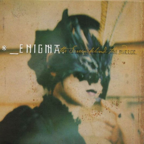 enigma - the screen behind the mirror made in germany