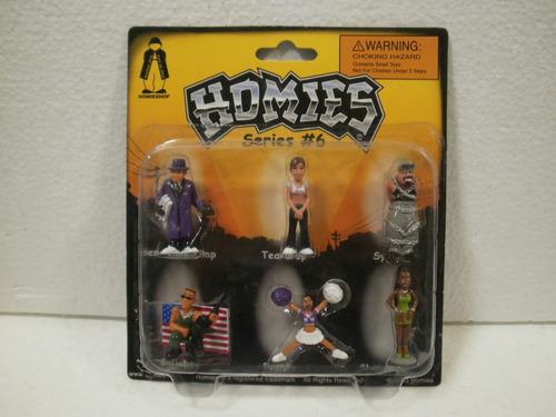 enigma777 homieshop homies series #6 2003