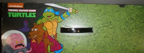 enigma777 mega bloks nick tortugas ninja tecnodromo 2976 pzs
