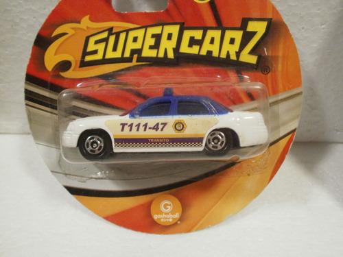 enigma777 supercarz carro transito blanco 1:64