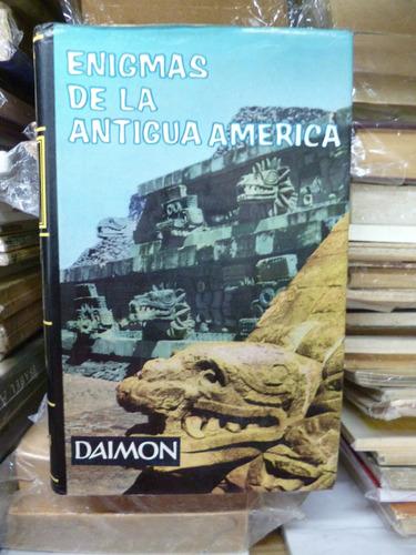 enigmas de la antigua amèrica.