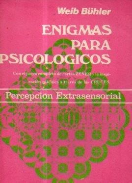 enigmas para psicologicos-per.extrasensorial-weib buhler