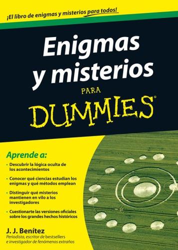 enigmas y misterios para dummies.ceac.(libro ciencias oculta