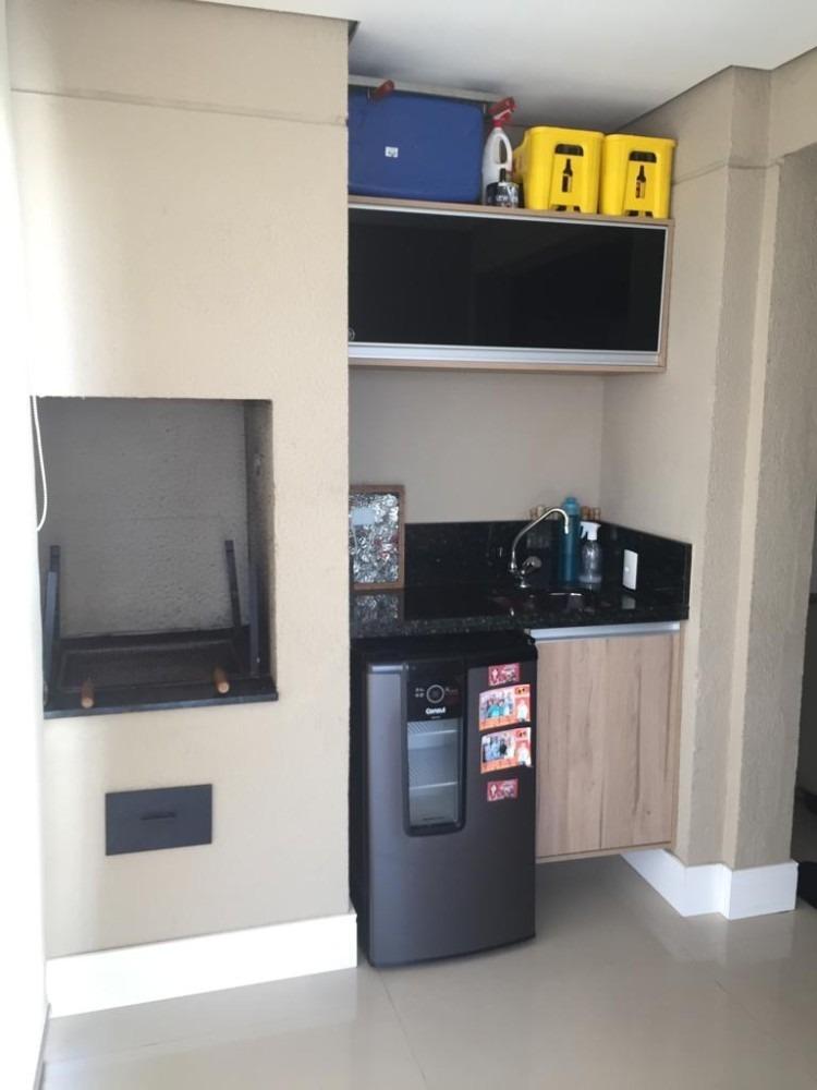 enjoy - apart 3 dormitórios à venda, 82 m² por r$ 550.000,00
