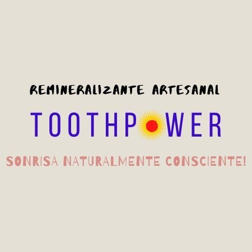enjuague remineralizante toothpower sin fluor/alcohol