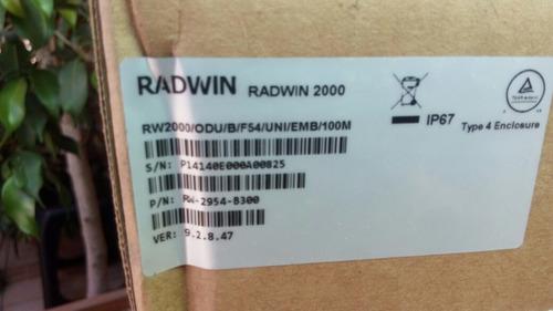 enlace radwin 2000