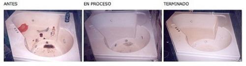 enlozado de bañeras hidromasaje sanitarios y azulejos