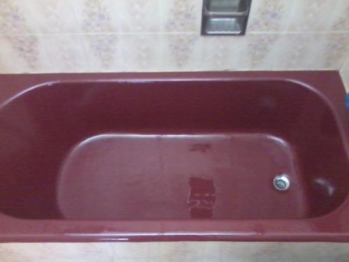 enlozado de bañeras, hidros,bachas, azulejos y accesorios