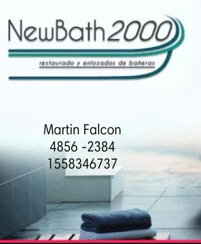 enlozado de bañeras newbath2000