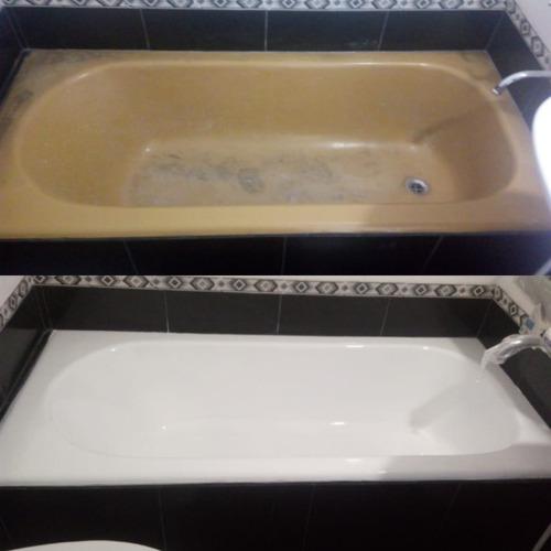 enlozados de bañeras