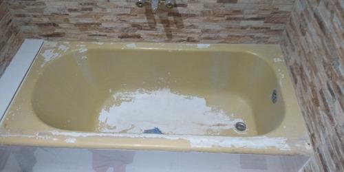 enlozados de bañeras promoción por este mes 3000 pesos...!!!