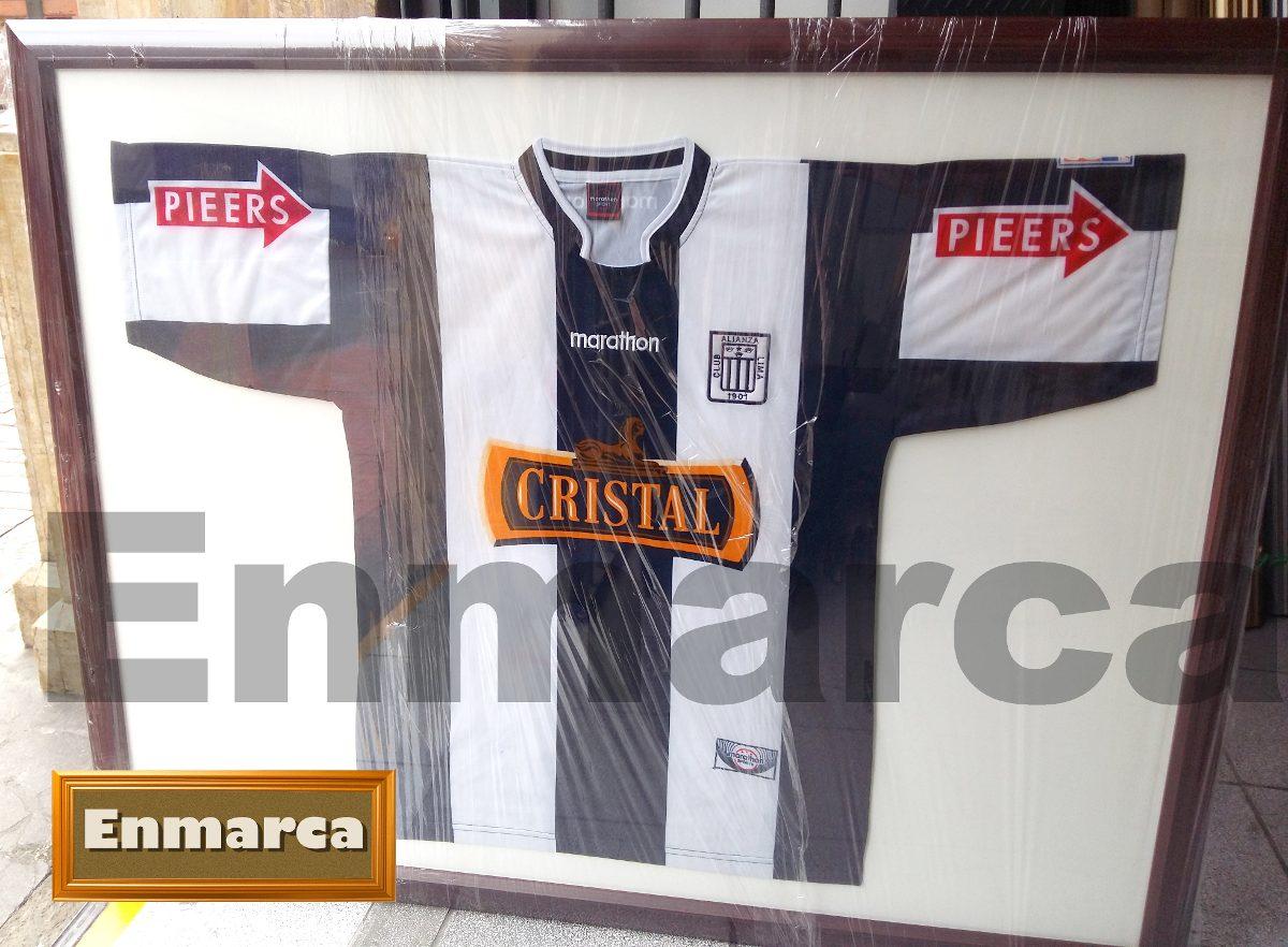 Enmarcado De Camisetas - S/ 199,00 en Mercado Libre