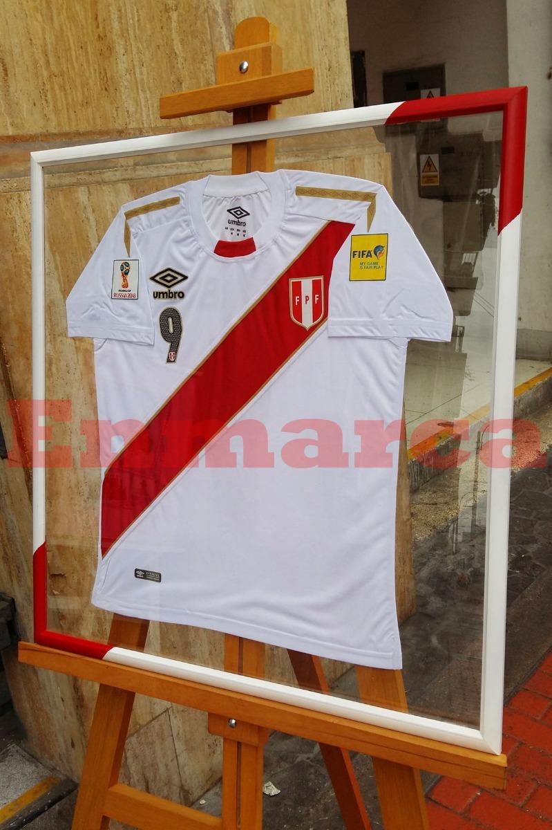 Enmarcado De Camisetas Deportivas - S/ 199,00 en Mercado Libre