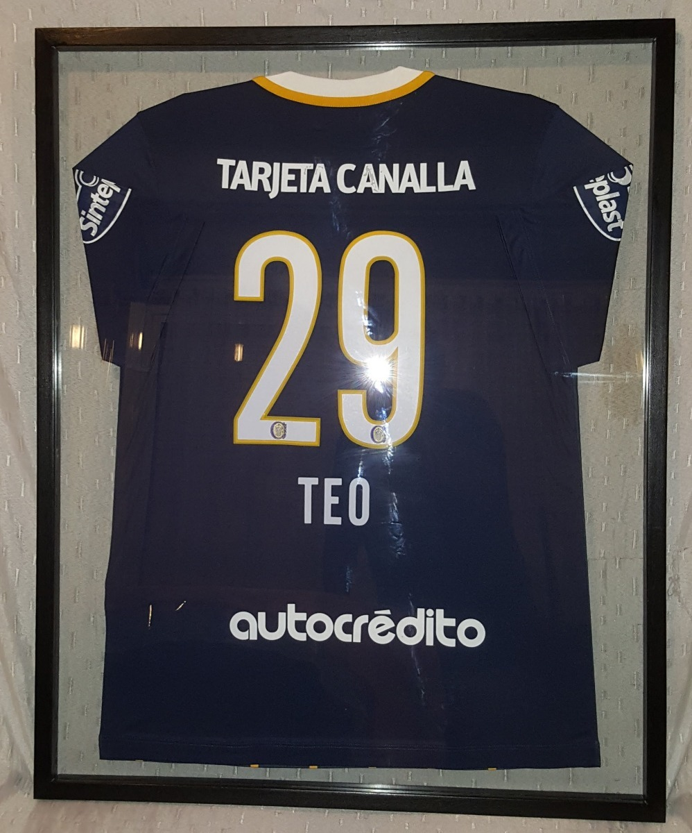 Enmarcado De Camisetas Doble Vidrio Talle S - $ 1.500,00 en Mercado ...