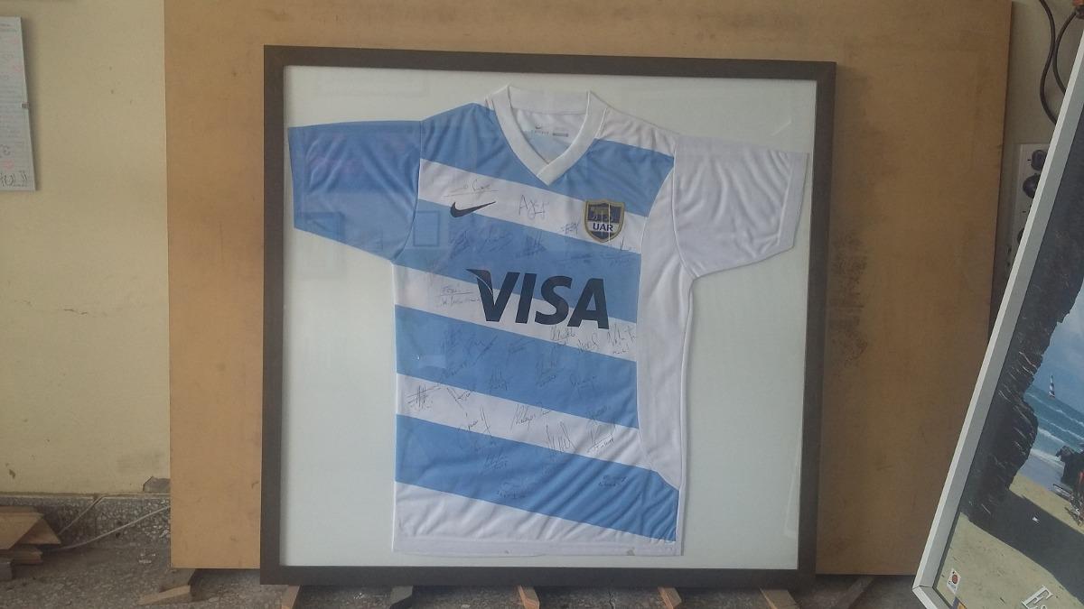 Enmarcado De Camisetas Y Cuadros Varios - $ 970,00 en Mercado Libre