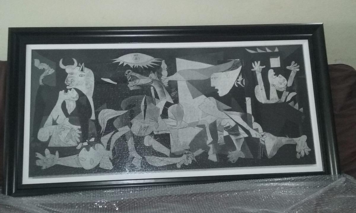 Enmarcado De Rompecabeza Puzzle - $ 930,00 en Mercado Libre