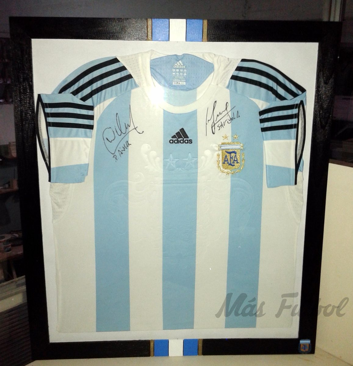 Enmarcado Original Y Artesanal De Camisetas - Marco Liso - $ 1.100 ...