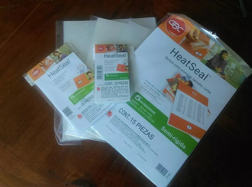 enmicadora gbc inspireplus carta/oficio 95micas envio gratis