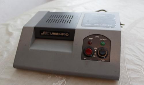 enmicadora termica jhc lamimex np 100