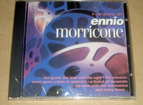 ennio morricone film music cd sellado argentino / kktus