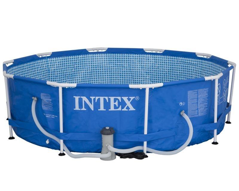 Enorme alberca intex piscina armable mas 3 metros con - Filtro piscina intex ...