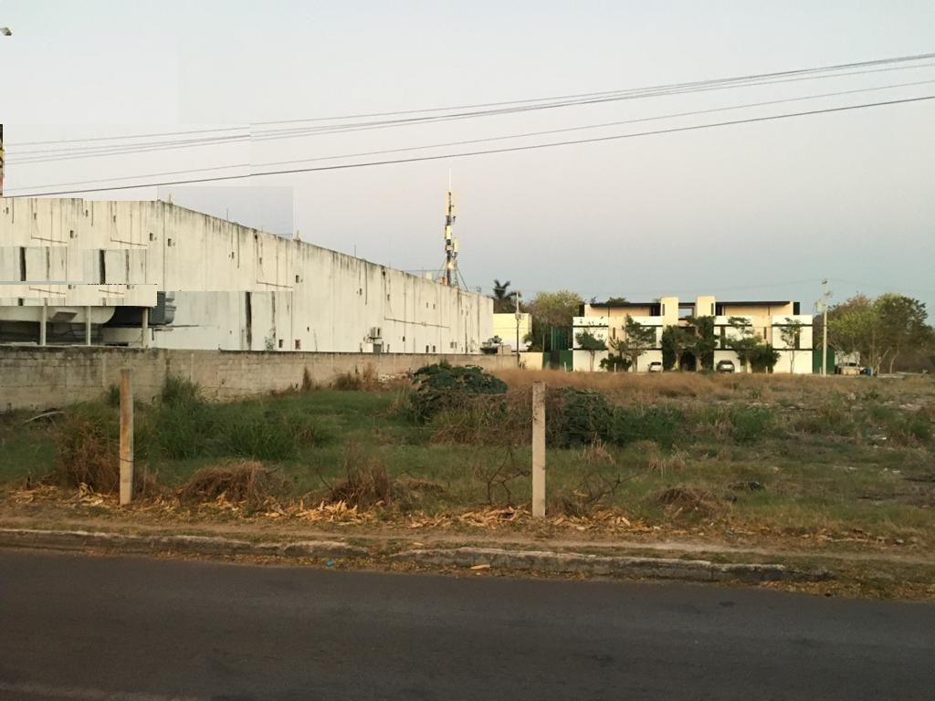 enorme terreno sobre av. andres garcia lavin con 40 mts de frente y 80 mts de fondo, son 3200 m² se renta todo no por partes, da a 3 calles