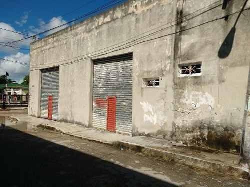 enorme terreno y bodegas en conjunto sobre lopez portillo, cancun c18