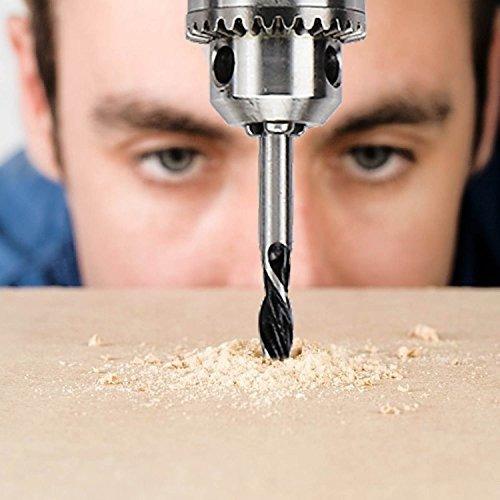 enpoint r precision de la carpinteria diy pin vise hand dril
