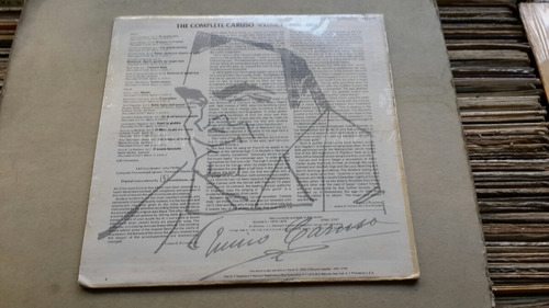 enrico caruso the complete caruso vol 4 1906 - 1907