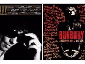 Enrique Bunbury Archivo 1 Y 2 5 Cd Nuevo Heroes Del Silencio