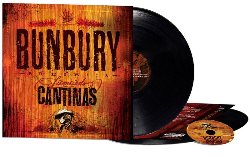 nuevo album de enrique bunbury licenciado cantinas