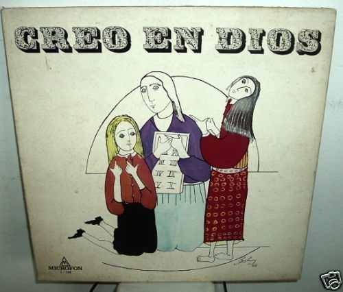 enrique dumas jovita diaz creo en dios vinilo argentino