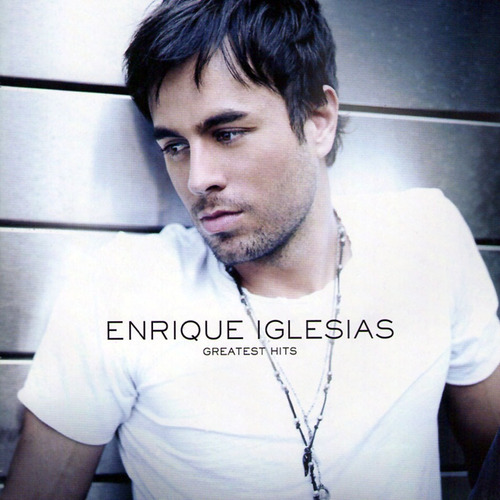 enrique iglesias  greatest hits   nuevo sellado