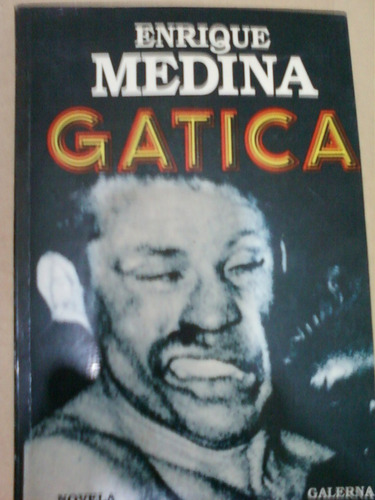 enrique medina gatica, novela, editorial galerna !!!