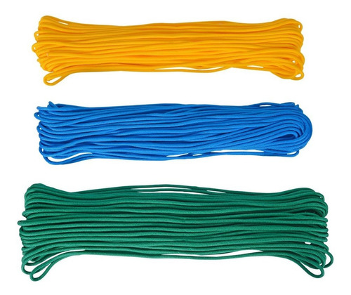 enrolador de cabo + 30 m de corda de 4mm