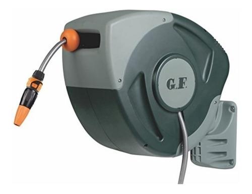 enrolador de mangueira automático de parede rewall c/30 mang