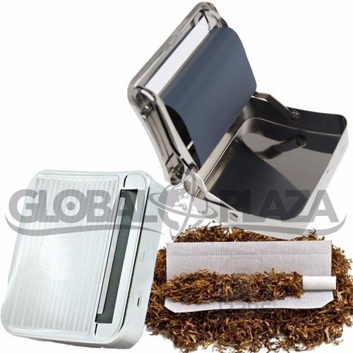 enroladora cigarrera automatica, arma tus propios cigarros