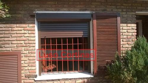 enrollar cortinas cortinas