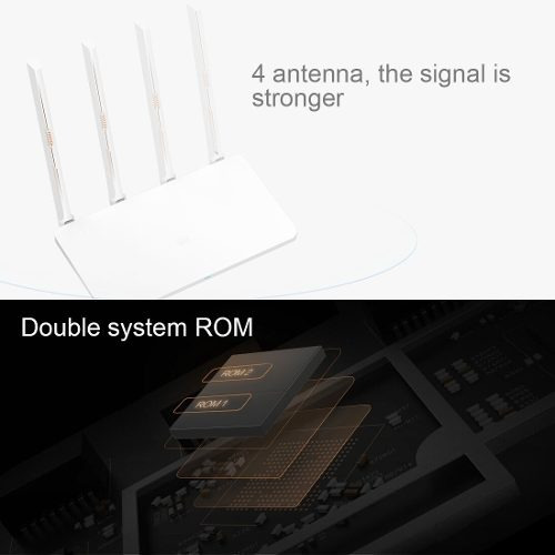 enrutador modem conmutador inalambrico xiaomi mi-fi gestion