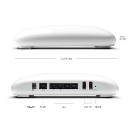 enrutador portal wifi gamer ac2400 doble banda razer
