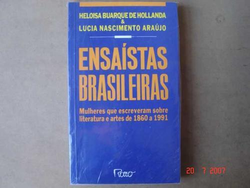 ensaístas brasileiras    heloisa buarque de hollanda 28