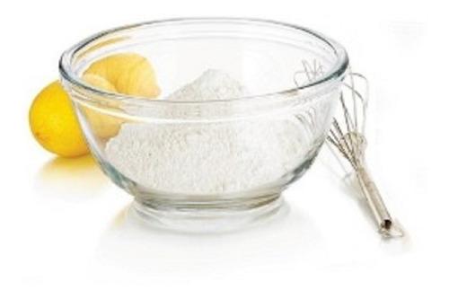 ensaladera, bowl de vidrio libbey 2 litros