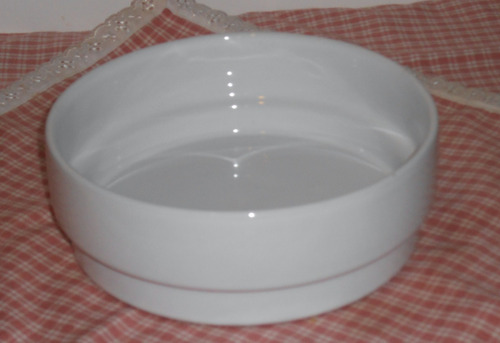 ensaladera bowls. porcelana olmos buen tamaño. nueva
