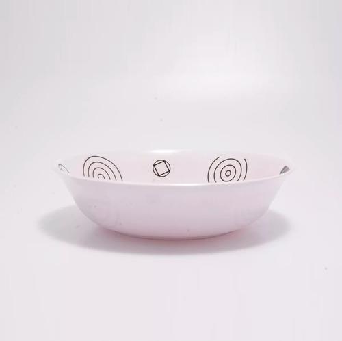 ensaladera melamina plastico cazuela espiral 20 cm cuotas
